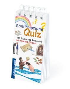 Konfirmations-Quiz Stefan Hess 9783780627131