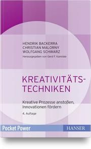 Kreativitätstechniken Backerra, Hendrik/Malorny, Christian/Schwarz, Wolfgang 9783446444867