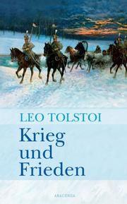 Krieg und Frieden Tolstoi, Leo N 9783866471764