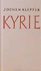 Kyrie Klepper, Jochen 9783785802427