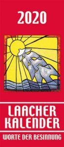 Laacher Kalender: Worte der Besinnung 2020 Heinen, Beate 9783865343093