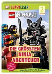 LEGO NINJAGO - Die größten Ninja-Abenteuer March, Julia 9783831037681