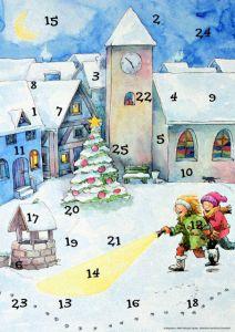 Lena und die Weihnachtsdetektive Bley, Claudia/Weinmann, Anne 9783889971296