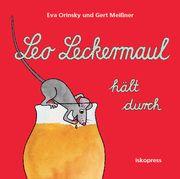 Leo Leckermaul hält durch Orinsky, Eva/Meißner, Gert 9783894033842