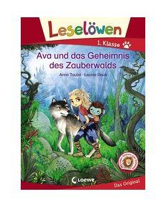 Leselöwen 1. Klasse - Ava und das Geheimnis des Zauberwalds Taube, Anna 9783743207745