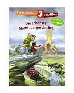 Lesenlernen in 3 Schritten - Die schönsten Abenteuergeschichten  9783743209169