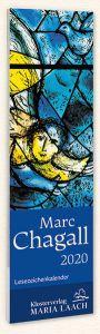 Lesezeichenkalender - Marc Chagall 2020 Chagall, Marc 9783865343154