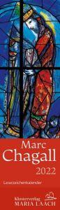 Lesezeichenkalender - Marc Chagall 2022 Chagall, Marc 9783865343499