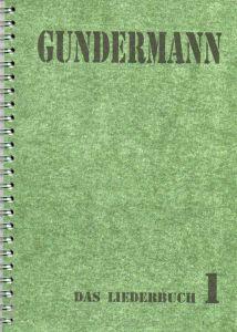 Liederbuch 1 Gundermann, Gerhard 9783931925345