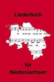 Liederbuch für Niedersachsen  9783787711000
