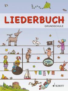 Liederbuch Grundschule Frigga Schnelle 9783795748623
