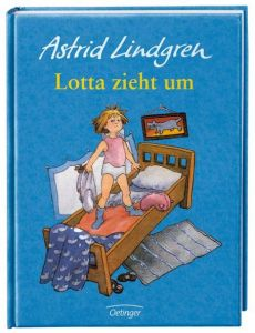 Lotta zieht um Lindgren, Astrid 9783789141324