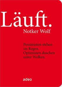 Läuft Wolf, Notker 9783863341169