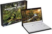 Magische Wälder Tischkalender 2020  9783955048075