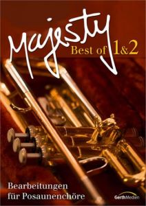 Majesty - Best of 1 & 2 Matthias Schnabel 9783896155030