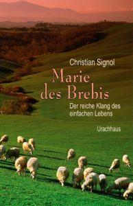 Marie des Brebis Signol, Christian 9783825175801