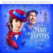 Mary Poppins Returns Shaiman, Marc/Wittman, Scott 0050087404727