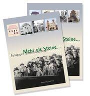 Mehr als Steine ... Synagogen-Gedenkband Bayern Wolfgang Kraus/Hans-Christoph Dittscheid/Gury Schneider-Ludorff 9783898704502
