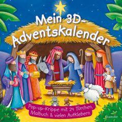 Mein 3D-Adventskalender Tabea Tacke 9783868275896