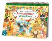 Mein Adventskalender-Wimmelbuch Jeremies, Fabian/Jeremies, Christian/Jeremies, Fabian und Christian 9783522303958