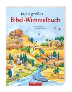 Mein großes Bibel-Wimmelbuch Schneider, Antonie 9783815721759