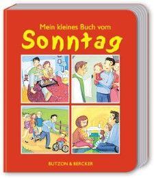 Mein kleines Buch vom Sonntag Amiot, Karine M 9783766612168