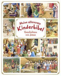 Meine allererste Kinderbibel Krenzer, Rolf 9783811234482