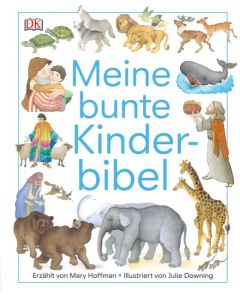 Meine bunte Kinderbibel Hoffman, Mary 9783831034727