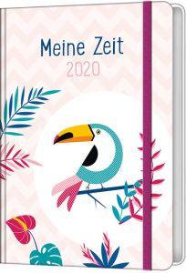 Meine Zeit: Farbenfroh 2020  9783957343970