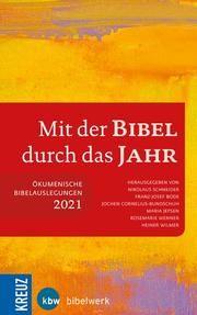 Mit der Bibel durch das Jahr 2021  9783946905776