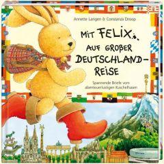 Mit Felix auf großer Deutschlandreise Langen, Annette 9783815792551