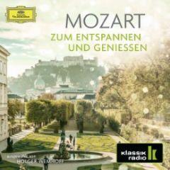 Mozart - Zum Entspannen und Genießen Mozart, Wolfgang Amadeus 0028948261123