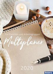 Multiplaner 2020  9783932640278