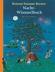 Nacht-Wimmelbuch Berner, Rotraut Susanne 9783836951999