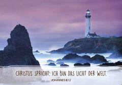 Neujahrslose 'Leuchttürme und Meer'