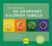 Nährwert-Kalorien-Tabelle, Die große GU Elmadfa, Ibrahim/Muskat, Erich/Fritzsche, Doris u a 9783833871214