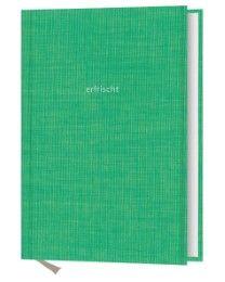 Notizbuch: erfrischt  9783961570362