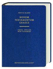 Novum Testamentum Graece Institut für neutestamentliche Textforschung Münster 9783438051622