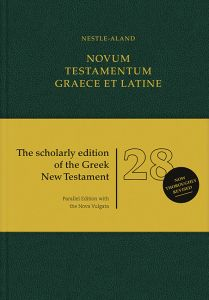 Novum Testamentum Graece et Latine (Nestle-Aland) Nestle, Eberhard/Nestle, Erwin 9783438051639
