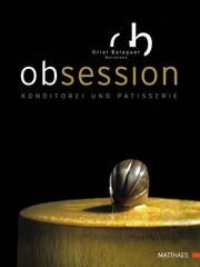 Obsession Balaguer, Oriol 9783985410224