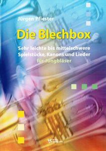 Cover Die Blechbox für Jungbläser