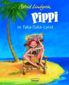 Pippi in Taka-Tuka-Land Lindgren, Astrid 9783789141645
