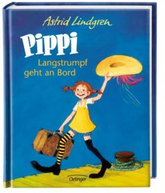 Pippi Langstrumpf geht an Bord Lindgren, Astrid 9783789141638