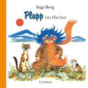 Plupp im Herbst Borg, Inga 9783825152154