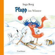 Plupp im Winter Borg, Inga 9783825152161