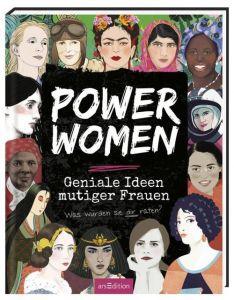 Power Women - Geniale Ideen mutiger Frauen Woodward, Kay 9783845828626