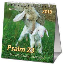 Psalm 23 'Der Herr ist mein Hirte' 2020  9783905633795