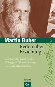Reden über Erziehung Buber, Martin 9783579025810