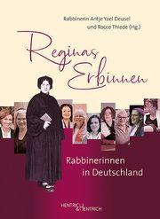 Reginas Erbinnen Antje Yael Deusel/Rocco Thiede 9783955654276