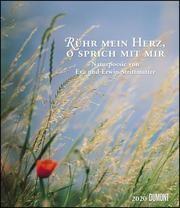 Rühr mein Herz, o sprich mit mir 2020 Strittmatter, Erwin/Strittmatter, Eva 9783832043964